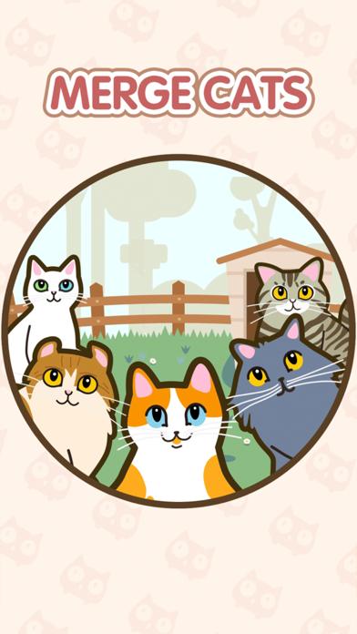 Merge Cats! screenshot 4
