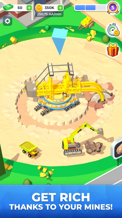 Mining Inc. screenshot-0