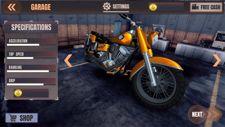 Moto Bike Mega Track Stunts screenshot-4