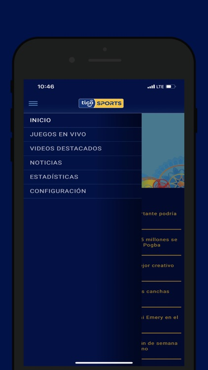 Tigo Sports Guatemala screenshot-1