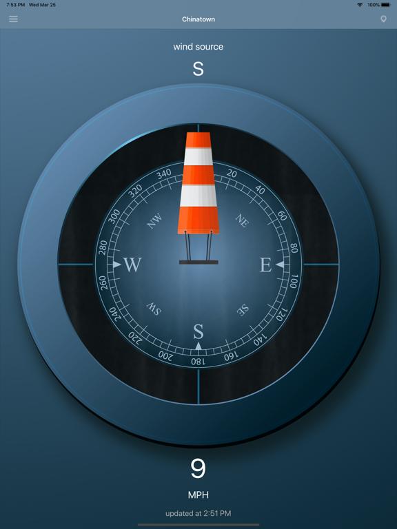 Windsock - Wind direction screenshot 7