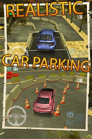 Car Parking Simulator School - náhled