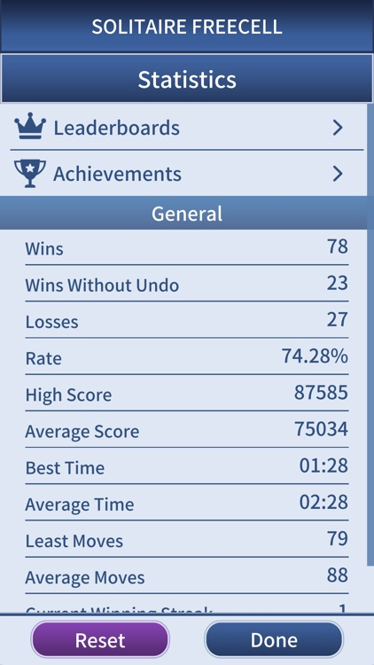 Freecell Solitaire Pro. screenshot-3