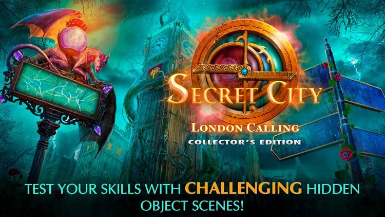 Secret City: London Calling screenshot-0