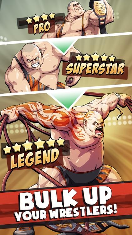 Muscle Hustle: PvP Wrestling screenshot-3