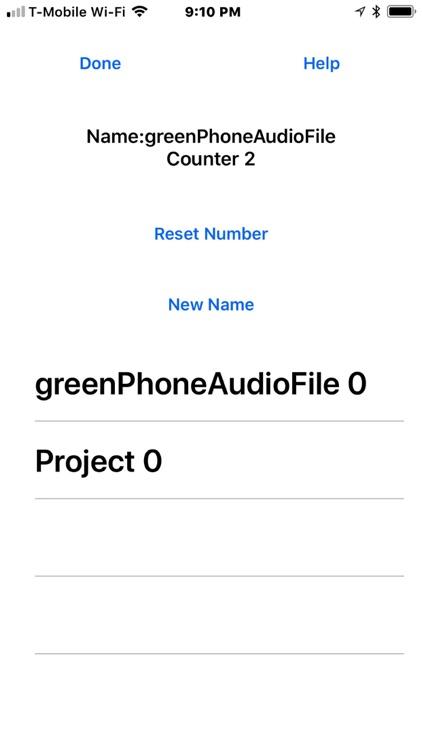 Green Phone screenshot-4