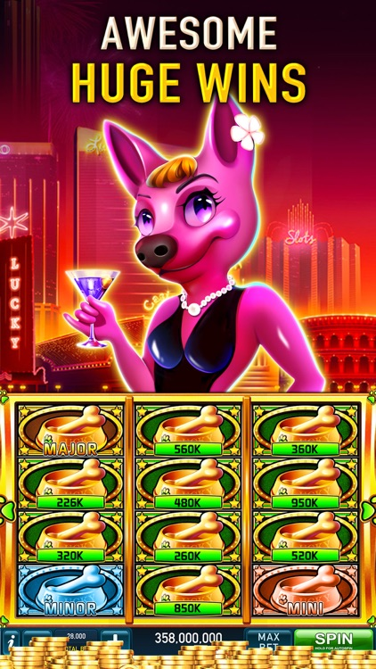 Slots Casino: Vegas Slot Games screenshot-3