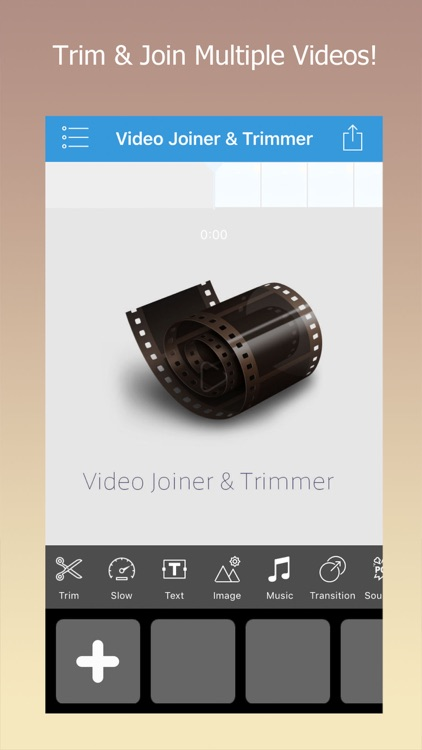Video Joiner & Trimmer