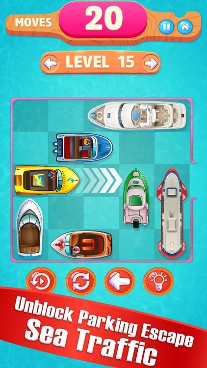 Parking Escape - Slide Puzzle screenshot-4