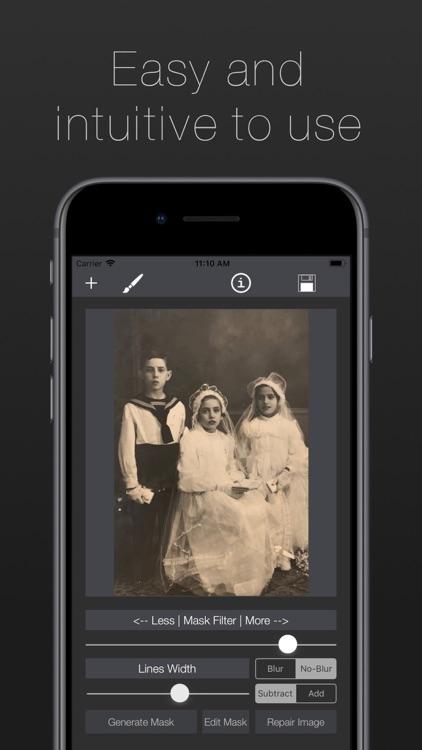 Damaged Photo Restore & Repair screenshot-3
