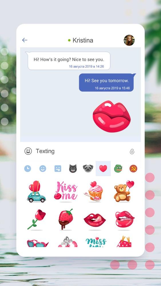 Dating apps för BB
