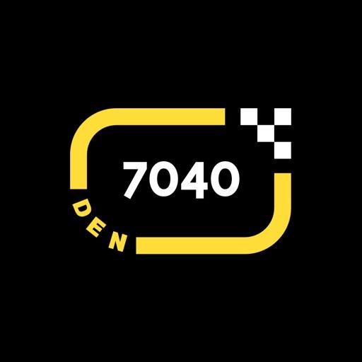 Den Taxi 7040