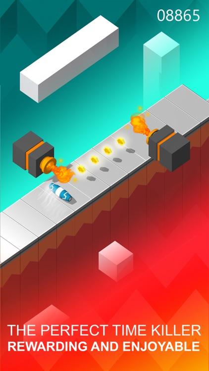 Fidget Stick - Block Runner screenshot-3