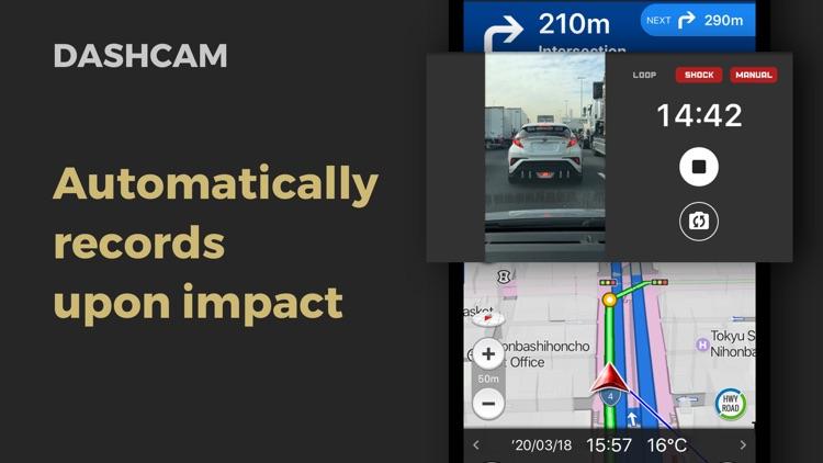 CAR NAVITIME screenshot-5