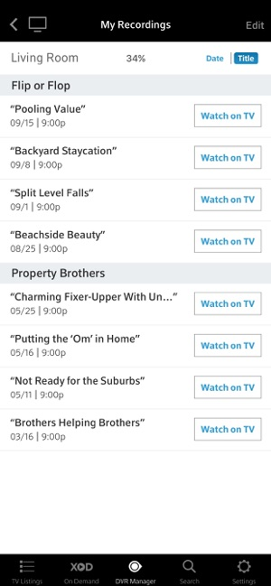 XFINITY TV Remote on the App Store