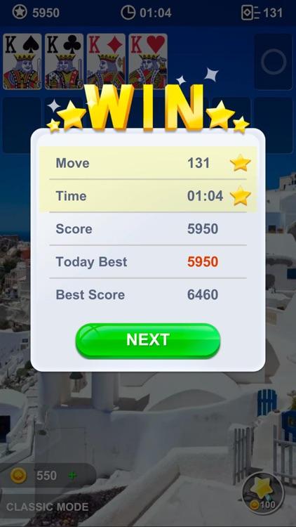 Solitaire – Classic Card Game screenshot-4