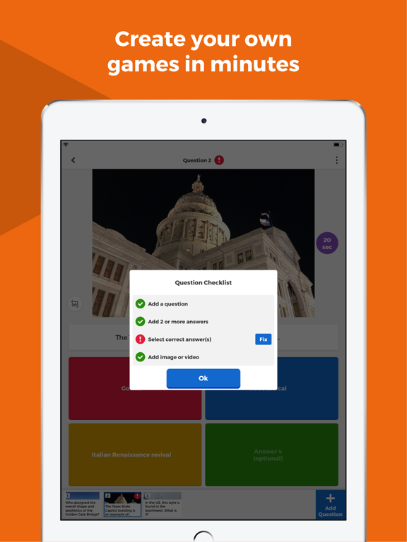 Kahoot! Play & Create Quizzes Screenshot 2
