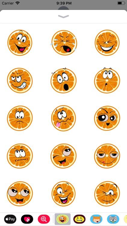lemon emoji stickers 2019
