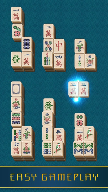 Mahjong Classic Puzzle Game screenshot-0