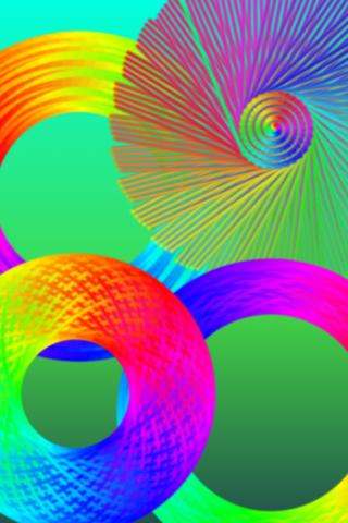 Spiral Painter Easy - náhled