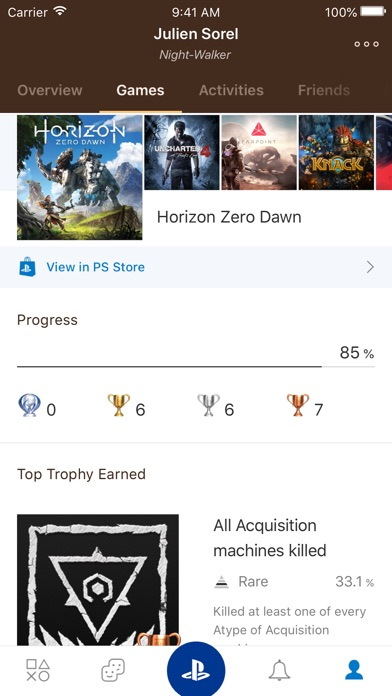 PlayStation App for Windows