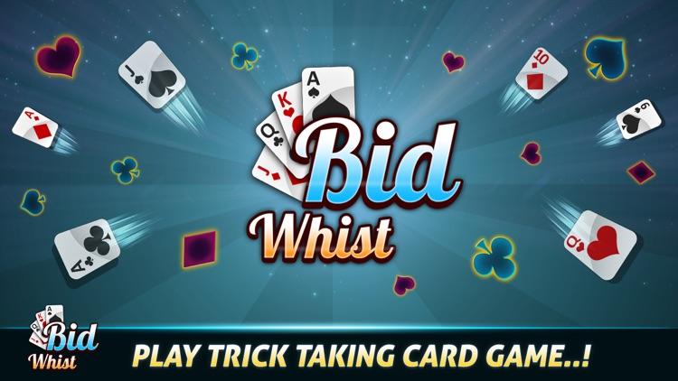 Bid Whist - Card Game screenshot-5