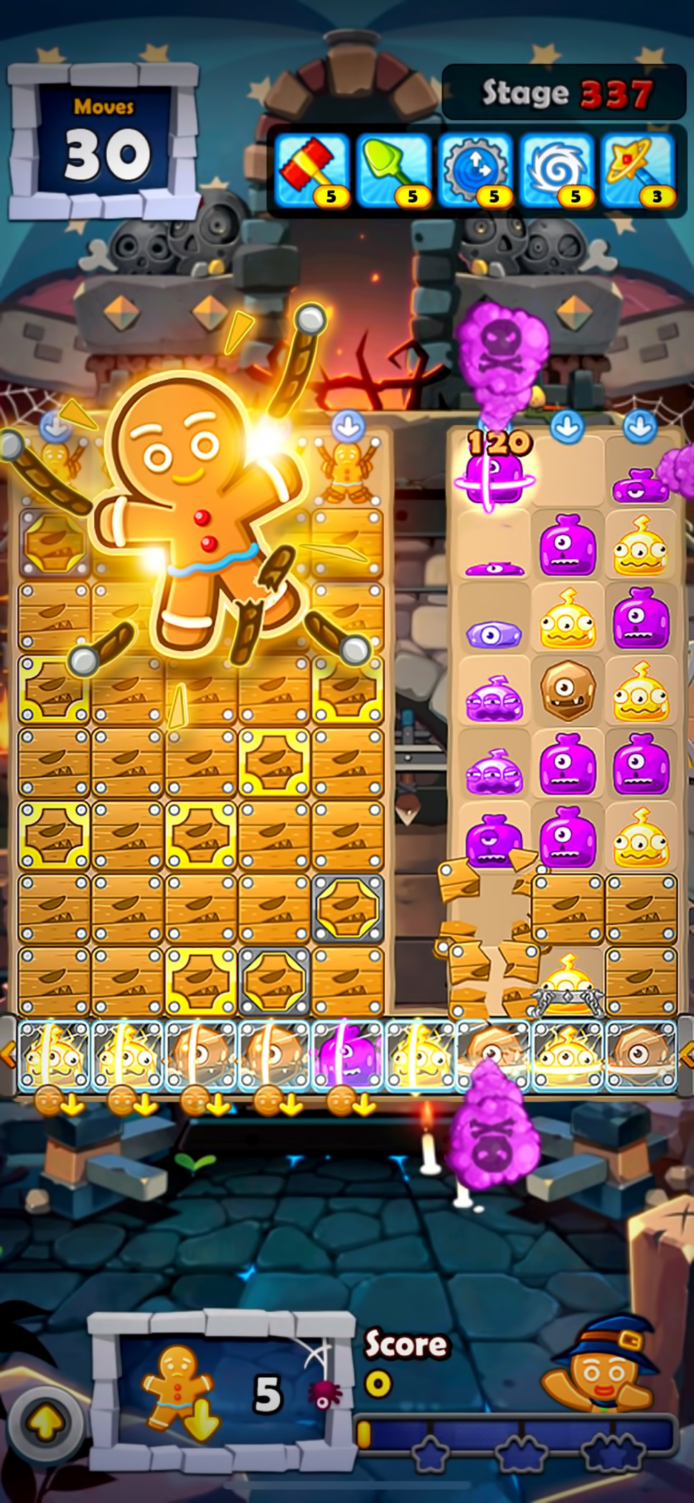 Monster Busters:Match 3 Puzzle hack tool