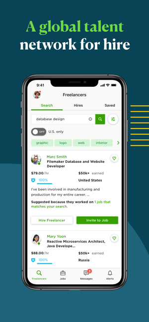 Upwork For Clients On The App Store