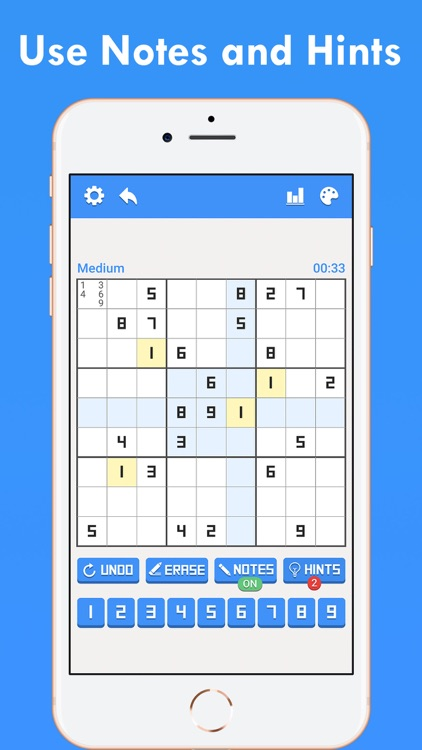 Sudoku Genius: Brain Training screenshot-4