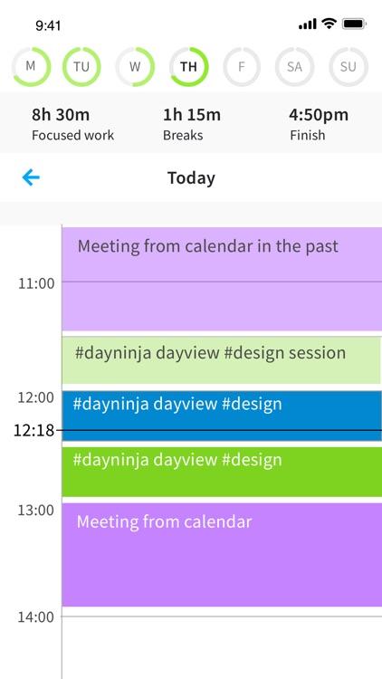 DayNinja - Flow & Focus Timer+ screenshot-6