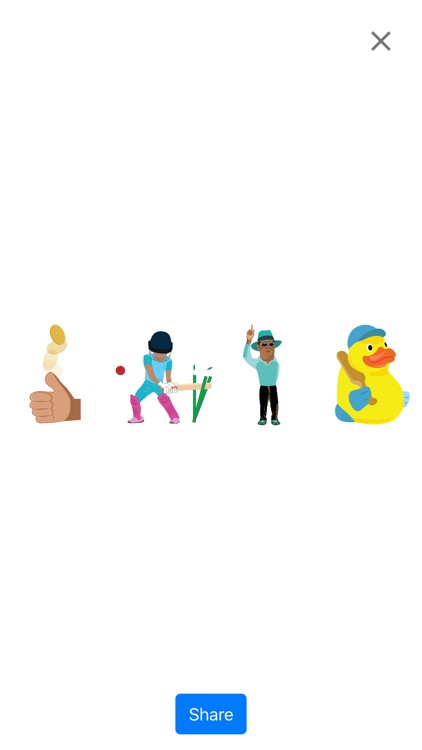 IPL Cricket Emoji Stickers screenshot-6