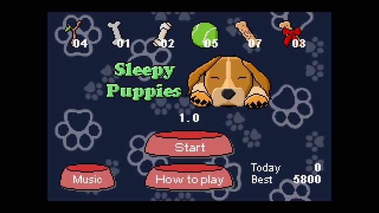Sleepy Puppies Mobile