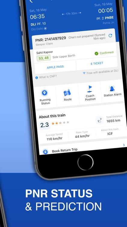 IRCTC Train Booking - ixigo screenshot-5