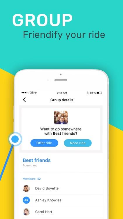 Plan & Ride Together with SoMo screenshot-4