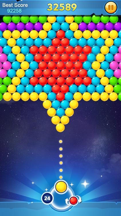 Bubble Shooter Classic Puzzle