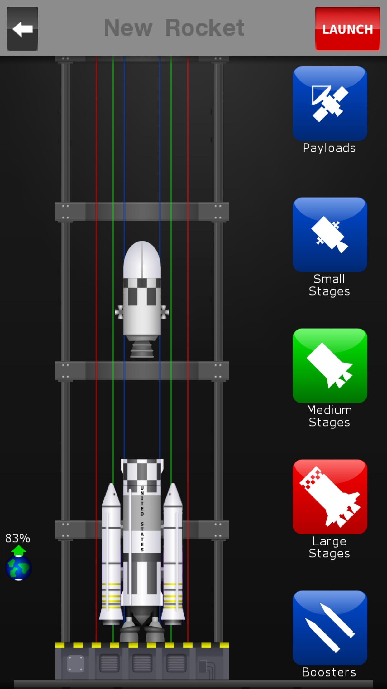 Space Agency Screenshot
