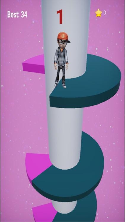 Tower Jump - Endless jumping screenshot-5