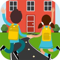 Breadcrumbs - School App