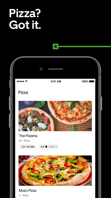 Screenshot for Uber Eats: Food Delivery in Qatar App Store