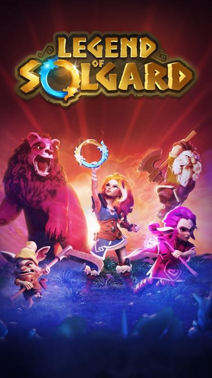 Legend of Solgard screenshot-4