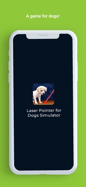 Laser Pointer for Dogs on the App Store