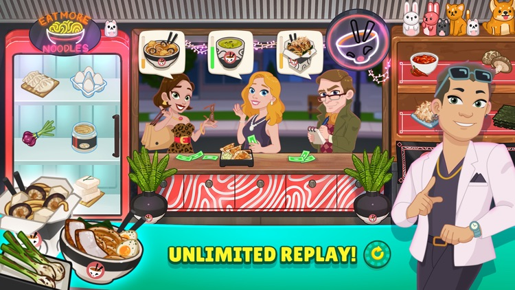Kitchen Scramble 2: World Cook screenshot-8