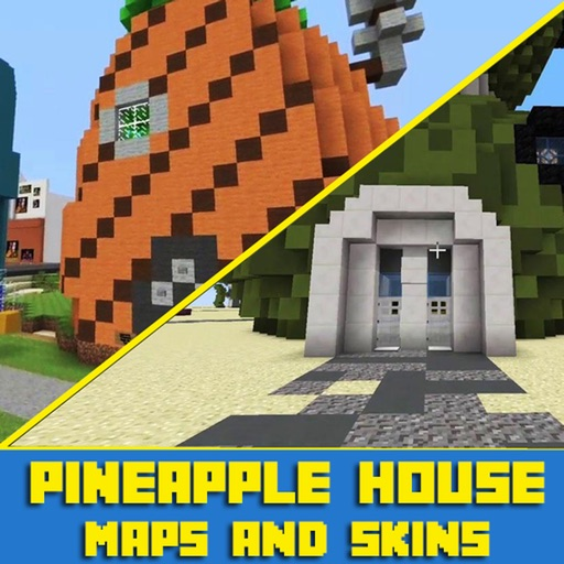 Pineapple House Map and Skins
