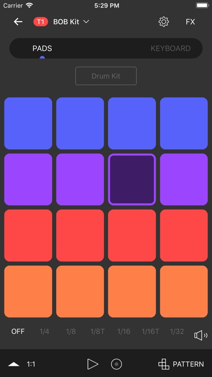 TIZE - Beat Maker, Music Maker screenshot-0
