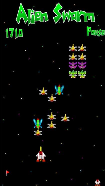 Alien Swarm arcade game screenshot-0