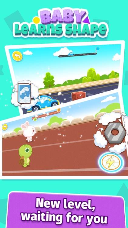 Baby Learning Shape screenshot-4