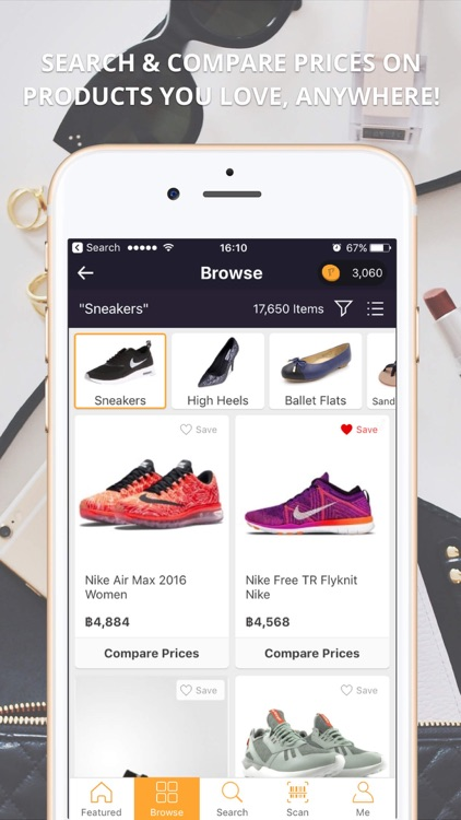 Priceza - Shop & Price Search screenshot-1