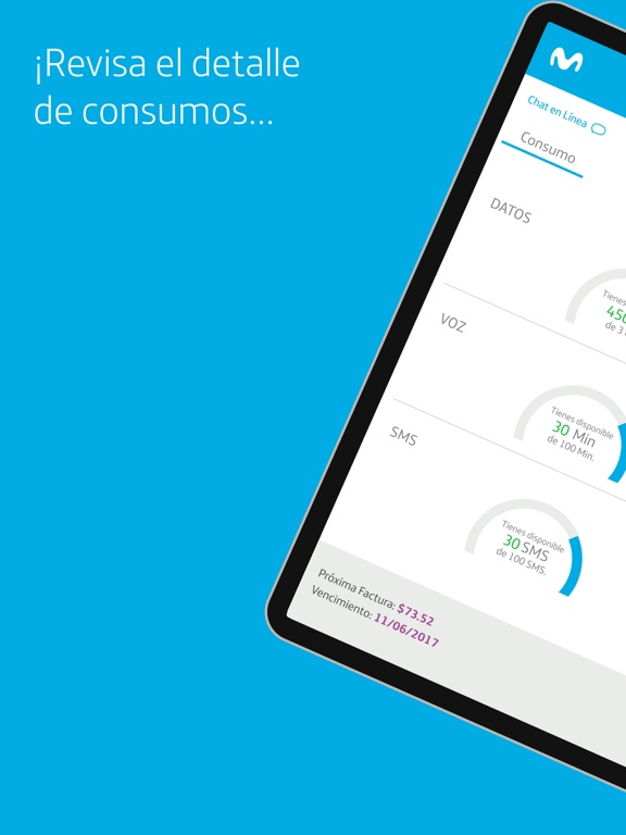 Mi Movistar Nicaragua screenshot 7
