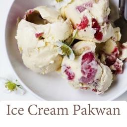 Ice Cream Pakwan in English