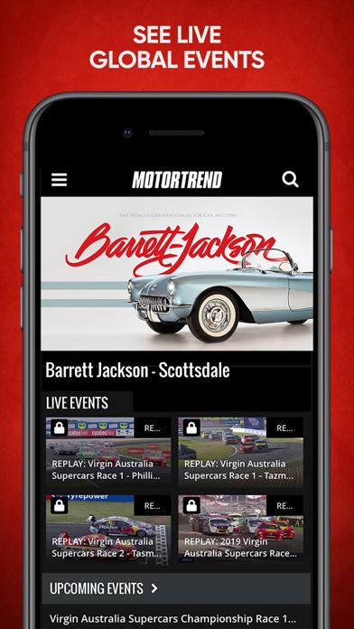 MotorTrend Screenshot